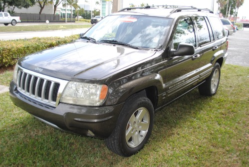 2004 JEEP CHEROKEE Limited