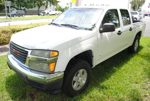 2006 GMC CONYON SLE
