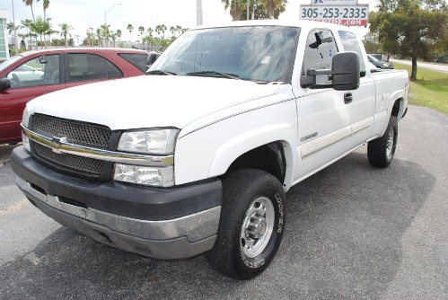 2005 CHEVY 2500HD