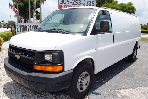 2008 CHEVY EXPRES 3500