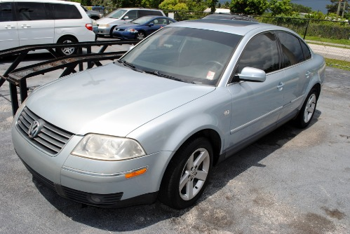 2004 VW PASSAT GLX 4Motion