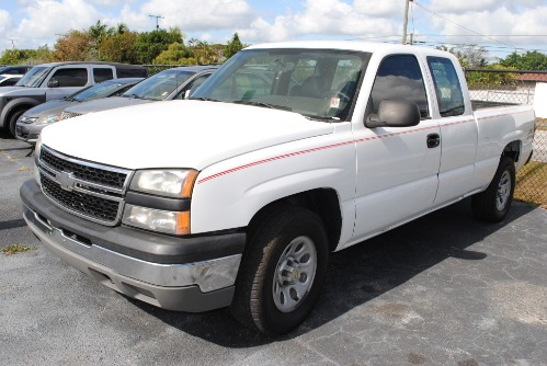 2007 CHEVY SILVER
