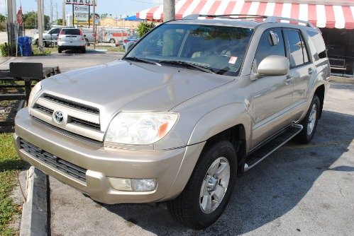 2004 Toyota 4RUNNE Limited